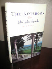 1st/1st Printing THE NOTEBOOK Nicholas Sparks ROMANCE Fiction Classic MOVIE