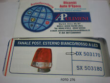503170 FANALE POSTERIORE (REAR LAMP) DX ESTERNO LED TOYOTA LAND CRUISER FJ200 V8