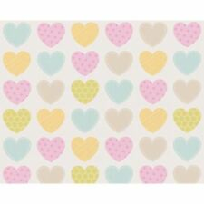 as Creation Boys and Girls 4 Wallpaper 935662 93566-2 Colorful Hearts