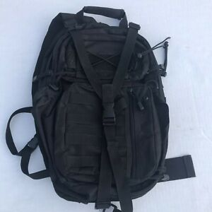 Smith & Wesson Lite Force Tactical Backpack 18x10x3 Pack Black