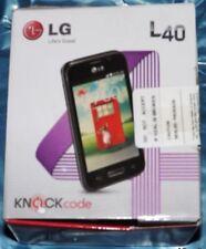 Teléfonos móviles libres Android LG con conexión GPRS