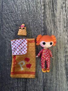 Mini Lalaloopsy Sew Sleepy Peppy Pom Poms Series 8 Complete Set