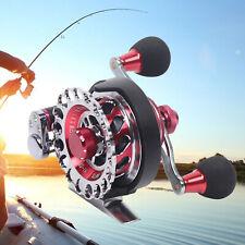 Saltwater Fishing Reel Metal Ultra Light Spinning Ice Roller 10+1 Bb Lure Line