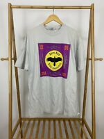 VTG Hanes 1994 BSA Raven Knob Scout Reservation Single Stitch T-Shirt Size XL