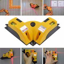 Angolo Retto 90 Gradi Verticale Orizzontale Laser Line Sporgente Quadrato