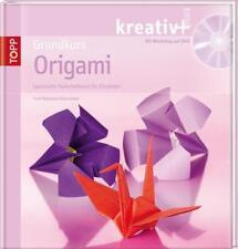 Grundkurs Origami von Yumi Kajiwara-Gottscheber (2007, Geheftet)