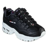 SKECHERS ENERGY - RETRO VISION SHOE ZAPATOS MEMORY FOAM ORIGINAL 13425 BKW