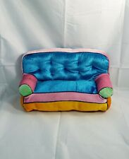 """Colorful Soft Couch Plush Toy Plushie Barbie Doll Kids Baby 10.5""""×5.5"""""""