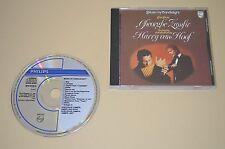 Zamfir & Van Hoof - Music By Candlelight / Philips / W. Germany / Blue Face