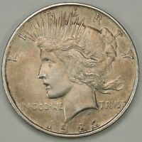1922-D $1 Peace Silver Dollar As Pictured  VAM-1AL   (020319)