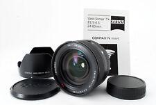 [TOP MINT] Contax Carl Zeiss Vario-Sonnar 24-85mm f3.5-4.5 T* AF Lens JP 767703