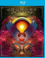 Journey: Live in Manila Blu-Ray (2016) Journey cert E ***NEW*** Amazing Value
