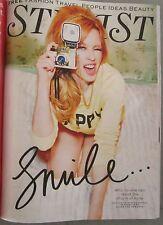 Kylie Minogue -Stylist Magazine - 19 March 2014