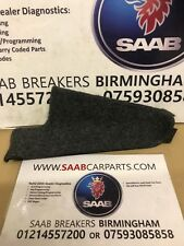 SAAB 9-3 CONVERTIBLE BOOT CARPET TRIM RIGHT HAND REAR 12830707  2004 TO 2012