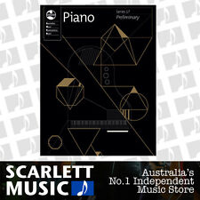 AMEB Piano Series 17 Preliminary Book *BRAND NEW*
