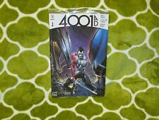 LOOT CRATE VALIANT 4001 AD #1 Comic Book Variant LootCrate Exclusive July 2016