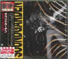 SOUNDGARDEN-LOUDER THAN LOVE-JAPAN CD Ltd/Ed B63