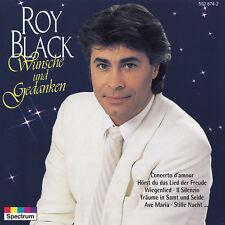 ROY BLACK - CD - WÜNSCHE UND GEDANKEN