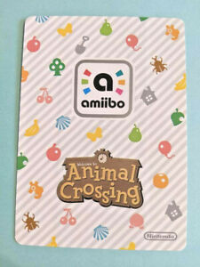 Animal Crossing amiibo cards - AUTHENTIC NEVER USED / SCANNED