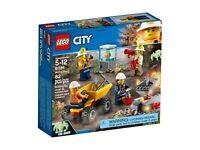 LEGO® City 60184 Bergbauteam - NEU / OVP
