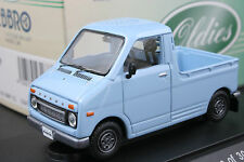 Ebbro 43187 1:43 scale Honda Life Pick Up Die Cast Model Car Light Blue