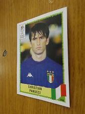 CARD - FIGURINE PANINI CALCIO-SOCCER EURO 2000 # 168 - CHRISTIAN PANUCCI