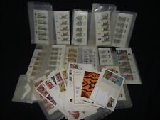 More details for transkei collection of unmounted mint sets in strips , some used & some fdc's