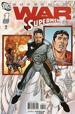 Superman War of the Supermen '10 1 Variant Cover NM S3