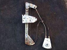 mazda 323f 1995-1998 rear left side door window manual mechanism regulator