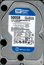 Western Digital WD5000AAKS-00V2B0 500GB DCM: DANNHT2MHB