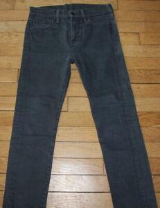 LEVIS 510  Jeans pour Homme W 28 - L 32 Taille Fr 38  (Réf # O095)