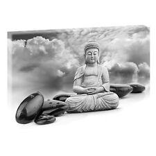 Buddha Bild Feng Shui  Wandbild Fotoleinwand  Poster XXL 120 cm*80 cm 638 sw