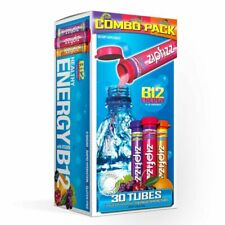 Zipfizz Healthy Energy Drink Mix Variety Pack 30 Count