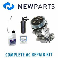 Jeep 1997-1998 Wrangler TJ AC A/C Repair Kit with Compressor & Clutch NEW