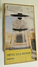Refinery Cold Brew Coffee Maker NOS