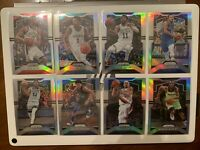 2019-20 Prizm Silver Refractor Lot Of 37 Curry Gasol Love Smart Irving Green