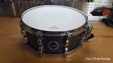 CRUSH Drums Maple Snare Drum 6.5 x 14 - Limited Edition - MINT
