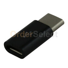 Micro USB to USB Type C Converter Charger Adapter for Android Cell Phone