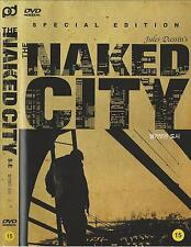 The Naked City (1948, Jules Dassin) DVD NEW