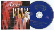 [BEE GEES COVER] STARSHINE ORCHESTRA ~ LOVE AT THE MOVIES ~ 1995 UK 18-TRACK CD