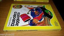 GIALLO DEI RAGAZZI #  61-FRANKLIN W. DIXON-DIABOLICO AGGUATO-1975-MONDADORI