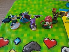 Skylanders giants figures bundle of 5 figures