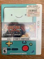 NEW Adventure Time: Explore the Dungeon Because I Don't Know CE (Nintendo 3DS)