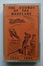 The Sound of The Warplane 1939-1945 - Cassette Tape