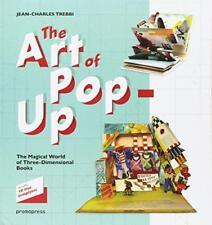 The Art Of Pop-Up Par Jean-Charles Trebbi, Neuf Livre ,Gratuit & , ( Papier