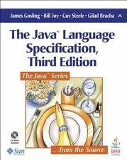Java(TM) Language Specification, The (3rd Edition) (The Java Series)-ExLibrary