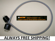 Kenwood TS-520S,820S,700 VFO Cable (FOR VFO 520, VFO 820, VFO 700)**FREE SHIP!!