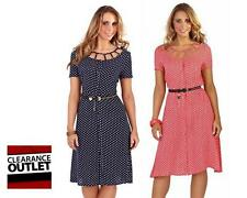 Unbranded Casual Spotted Dresses for Women
