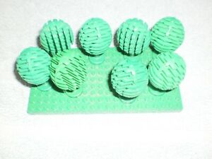 Lego 3470 Baum   8 Stück