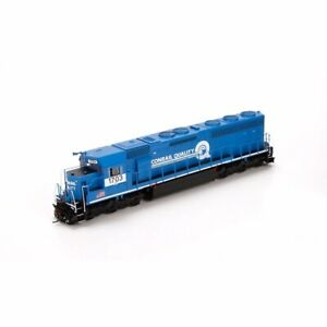 NS Conrail Patch SD45-2 Locomotive #1703 w Sound HO - Athearn Genesis #ATHG67238